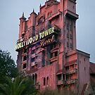 Hollywood Tower Hotel by David Lamb