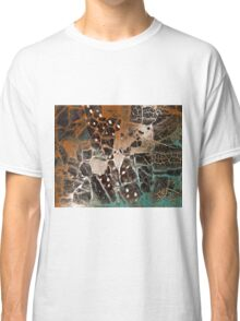 Autumn Abstract Classic T-Shirt