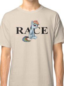 Race like Rainbow Dash Classic T-Shirt