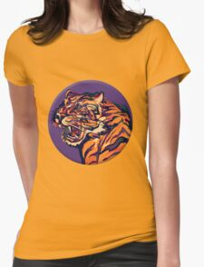 Tiger2 Womens Fitted T-Shirt