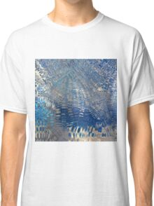 freeze glass with trees Classic T-Shirt