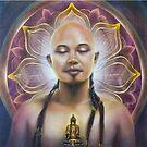 Buddha on the Road by Katia Honour