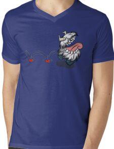 Ice Chester Mens V-Neck T-Shirt