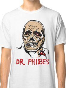 Mani Yack Dr Phibes 1 Classic T-Shirt