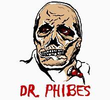 Mani Yack Dr Phibes 1 Unisex T-Shirt