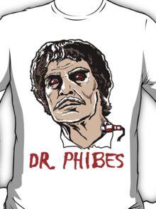 Mani Yack Dr Phibes 2 T-Shirt