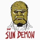 Mani Yack The Sun Demon by monsterfink