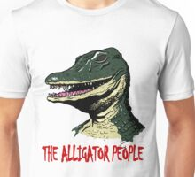 Mani Yack Alligator People Unisex T-Shirt