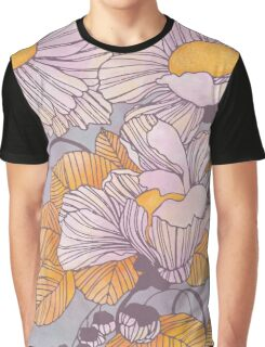 Sun Blossoms Graphic T-Shirt