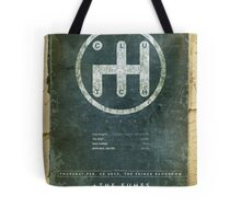 Clutch Gigposter Tote Bag