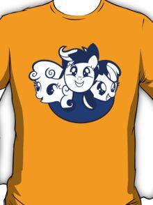 Cutie Mark Crusaders Logo (MLP:FiM) T-Shirt