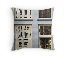 San Francisco Reflection 58 Throw Pillow