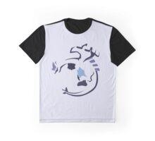 Lugia (Tribal) Graphic T-Shirt