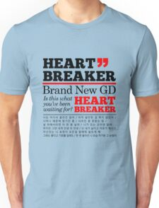 Heartbreaker News Unisex T-Shirt