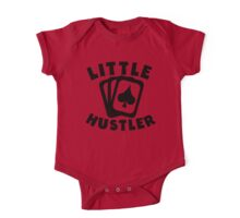 Little Hustler One Piece - Short Sleeve