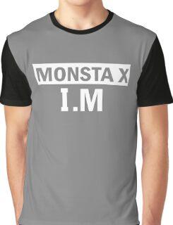 MONSTA X IM Graphic T-Shirt
