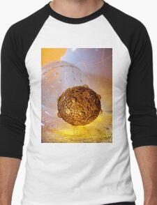 Greetings Earthling Men's Baseball ¾ T-Shirt