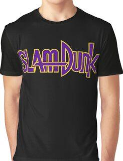 Slam Dunk Logo (Kainan) Graphic T-Shirt