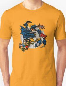 Calvin and Hobbes parody T-Shirt