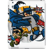 Calvin and Hobbes parody iPad Case/Skin