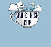 The Mile-High Cup logo T-Shirt