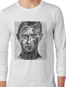 Daniel Craig Long Sleeve T-Shirt