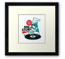 Soul Kitchen Framed Print
