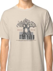 Tetsuro Hoshii Jazz Piano Trio at Lily Pad on August 26th Classic T-Shirt