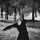 Blackbird V by Trish Woodford