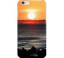 Hawaiian Sunset iPhone Case/Skin