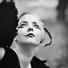 Black Bird I by Trish Woodford