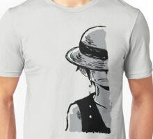 Sad Luffy Unisex T-Shirt