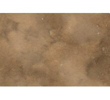 Coffee Paper Photographic Print