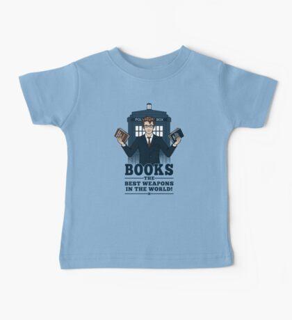 Books Baby Tee