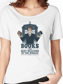 Books Women's Relaxed Fit T-Shirt