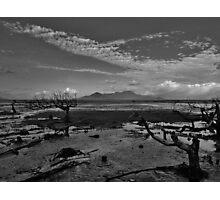 Coastal Mordor! Photographic Print