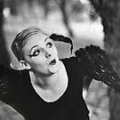 Blackbird X by Trish Woodford