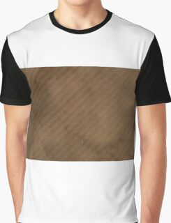 Coffee Paper Graphic T-Shirt