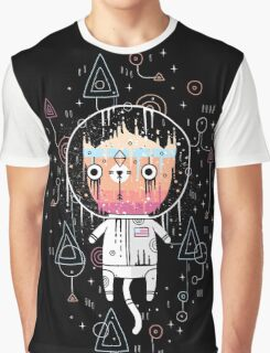 Space cat! Graphic T-Shirt