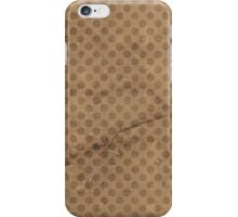 Coffee Paper iPhone Case/Skin