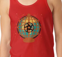 World imprisoned in the chaos of himself Tank Top