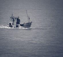 Fishing Vessel by Webitect