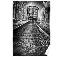 Dark train coming Poster