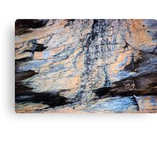 Wood Grain Stains 7 Canvas Print