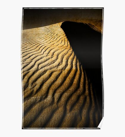 The Sand Dune Poster