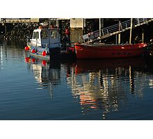 some boat's  ,   for Tori  Photographic Print