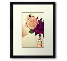 A Rose By Any Other Name.... Framed Print