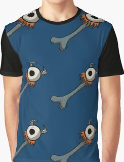 Chester's Eye bone Graphic T-Shirt