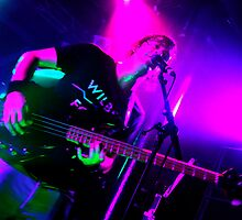 Enter Shikari - Rock City (Nottingham, UK) - 25th Oct 2011 (Image 42) by Ian Russell