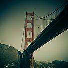 Golden Gate Bridge by Luke Donegan